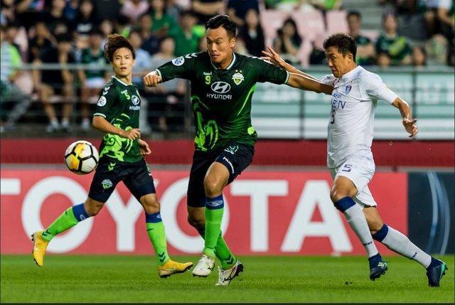 لیگ قهرمانان آسیا، گام بلند سوون سامسونگ برای صعود به نیمه نهایی