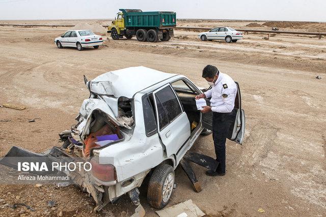 واژگونی پراید 5 کشته و زخمی برجای گذاشت