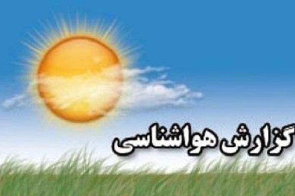 شرجی به نقاط شمالی خوزستان هم رسید، آبادان رکورد دار رطوبت