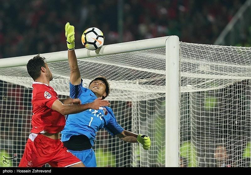 دروازه بان کاشیما آنتلرز، بهترین بازیکن دیدار برگشت فینال لیگ قهرمانان آسیا شد