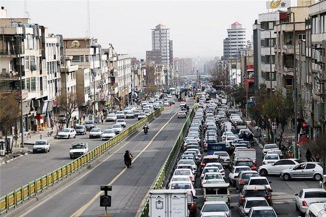 میزان آلایندگی، ملاک تردد خودروها در سطح شهر باشد