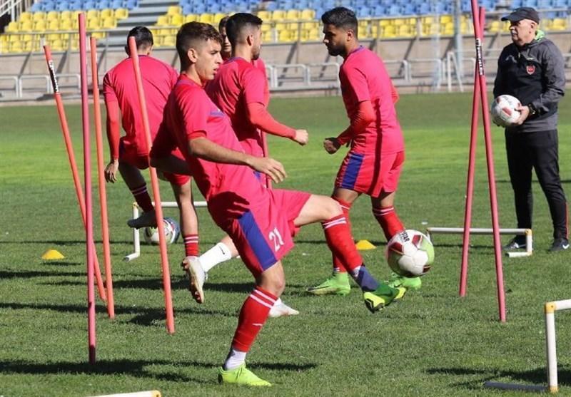 احسان علوان زاده: نمی دانم در لیست مازاد هستم یا خیر، باید برای آینده فوتبالی ام تصمیمی درست بگیرم
