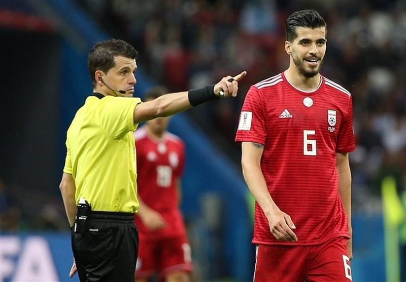سعید عزت اللهی جام ملت های آسیا را از دست داد