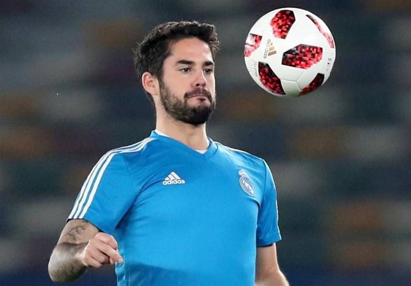ایسکو: می خواهم باز هم با رئال مادرید جام ببرم