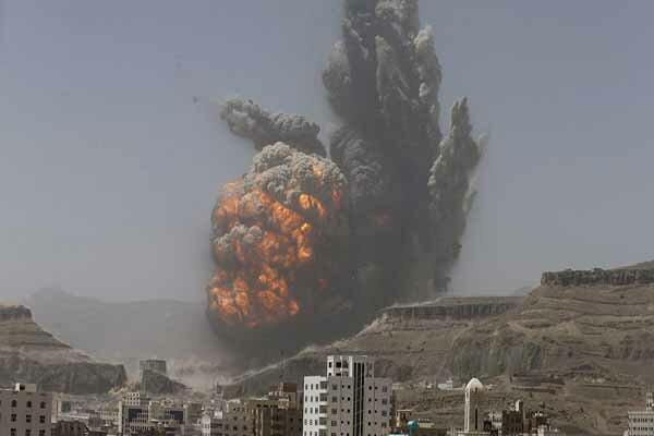 ائتلاف سعودی حملات خود علیه استان الضالع را تشدید می کند