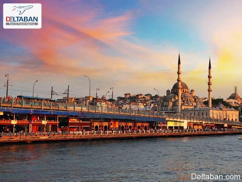 آنالیز دقیق هزینه های سفر به استانبول
