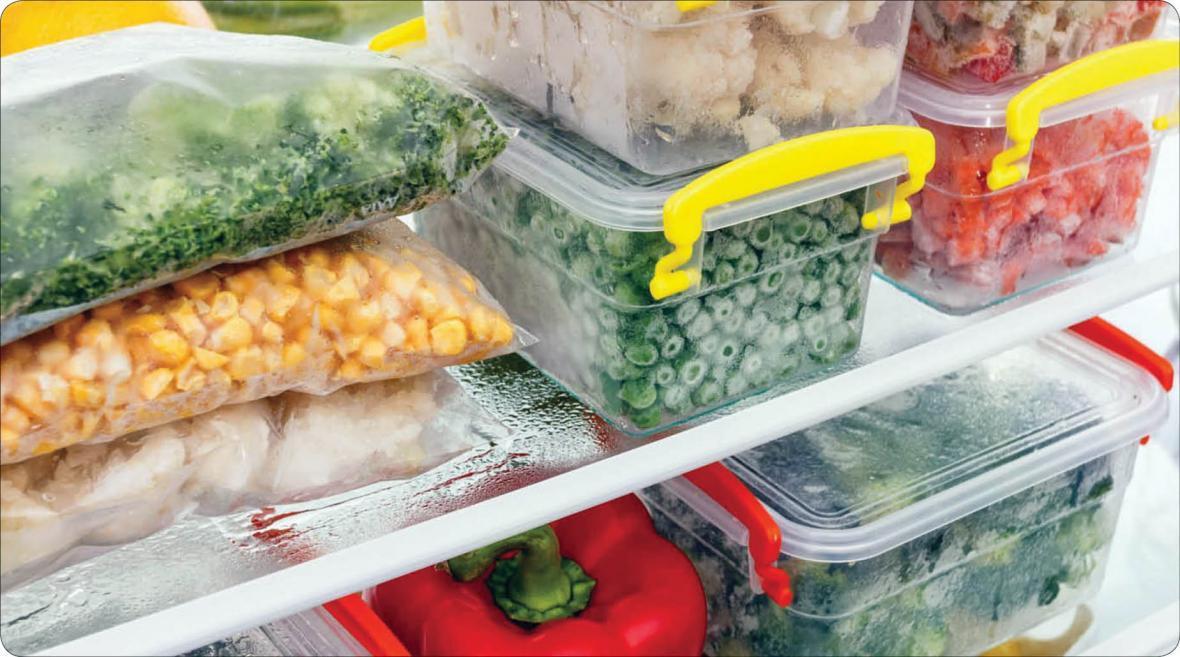 راه های پیشگیری از فساد انواع مواد غذایی