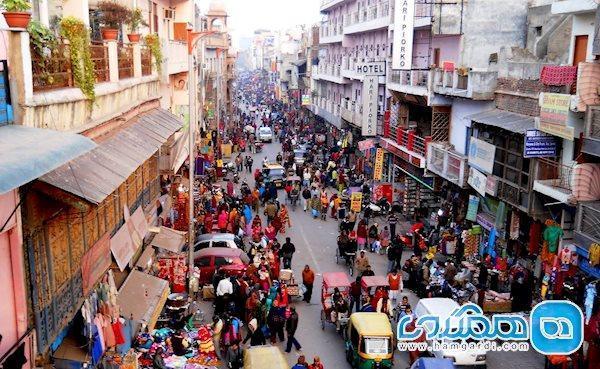 تضادی زیبا از شلوغ ترین و آرام ترین شهرهای جهان
