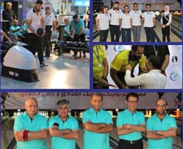 آزادی قهرمان انفرادی و باشگاه انقلاب قهرمان تیمی رنکینگ کشوری بولینگ شدند