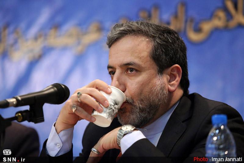 عراقچی: ان شاءالله حال مجید خوب شده و به مسئولیت باز می شود ، دولتی که مسائل انسانی را گروگان سیاست می نماید روسیاه خواهد ماند