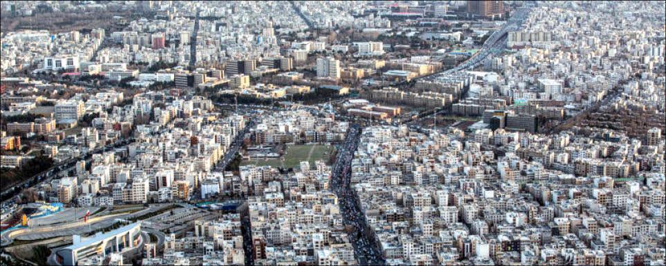 تورم منفی ملک کدام مناطق تهران را نشانه گرفته است