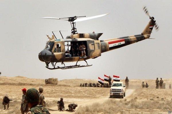 هلاکت 5 عنصر تکفیری داعش در استان صلاح الدین عراق