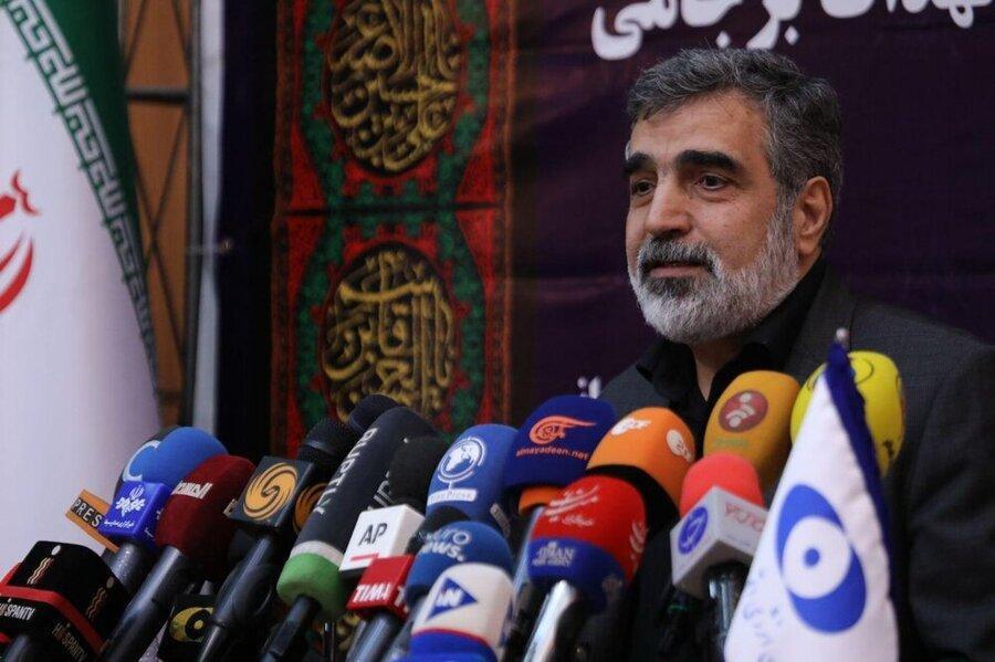 کمالوندی: گام های بعدی ایران در صورت عدم اقدام طرف های مقابل در راه است