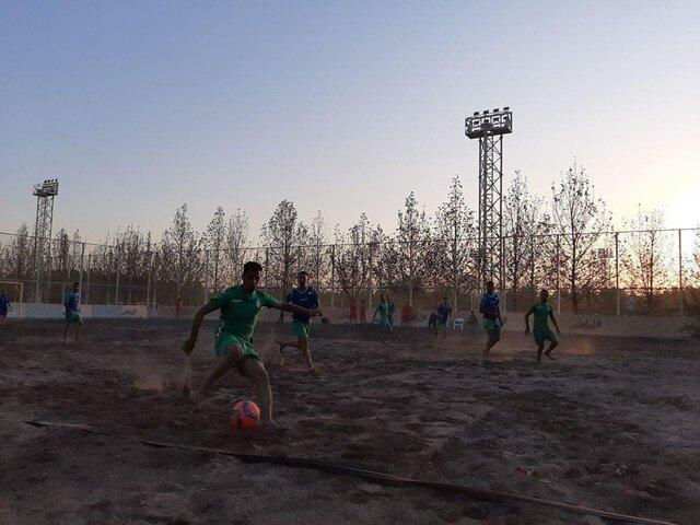 هم گروه های تیم ملی فوتبال ساحلی در جام بین قاره ای تعیین شدند