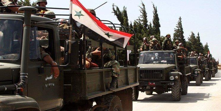 ارتش سوریه 1000 کلیومتر تا بعد از منبج را به کنترل خود درآورد، ارسال نیرو و تجهیزات به کوبانی