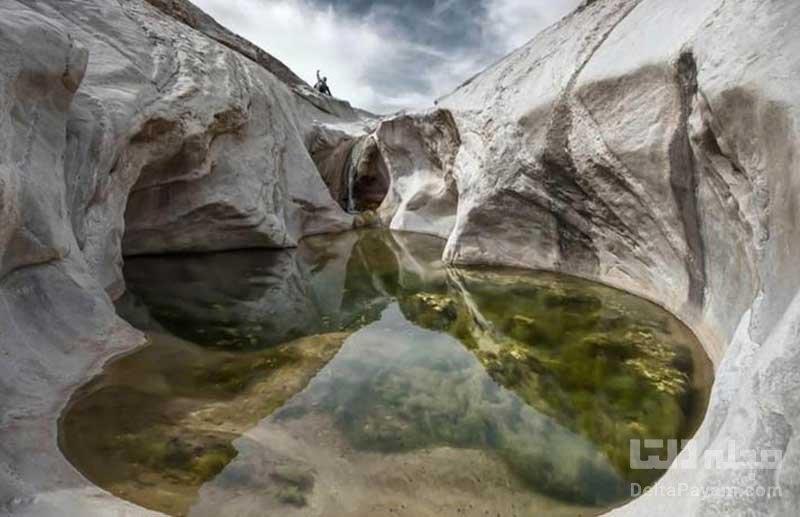 هفت حوض؛ طبیعتی بکر میان کوه های سنگی