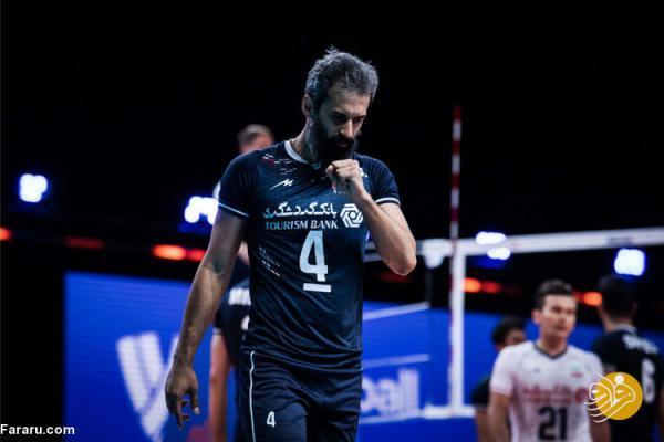 تیم ملی والیبال ایران رنگ برد را می بیند؟